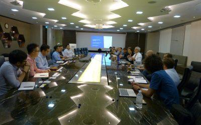 Software-Cluster-Delegation bahnt Kooperation mit Singapur an