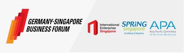 GERMANY-SINGAPORE BUSINESS FORUM 2018